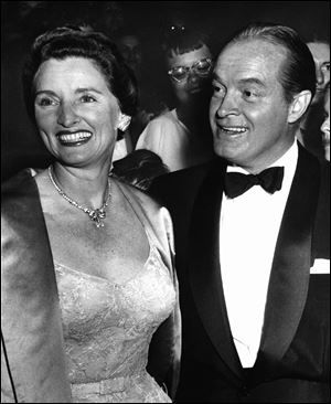 Dolores Hope, who was married to Bob Hope for 69 years and sang at his shows, died yesterday of natural causes.