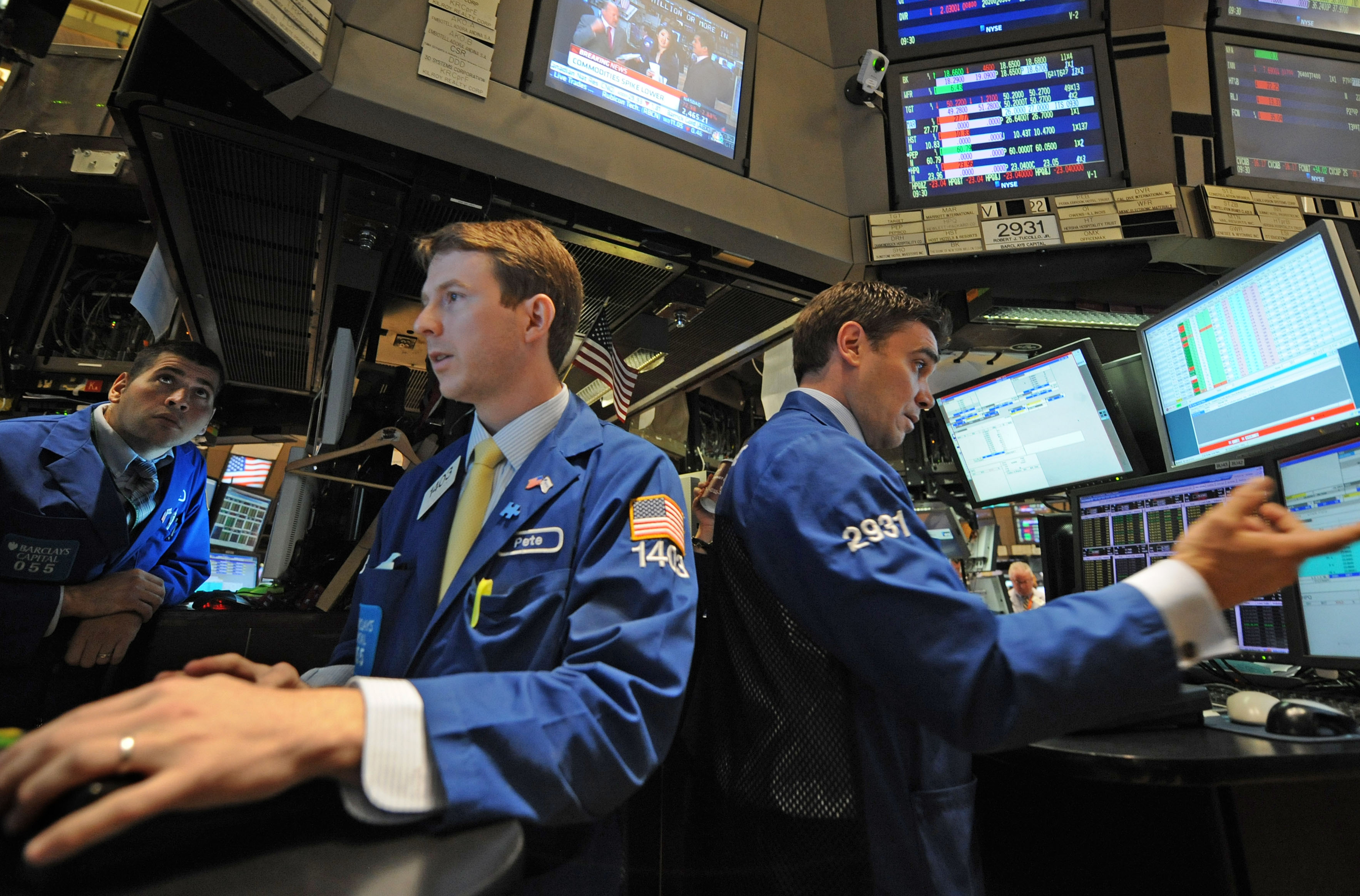 Traders World Ohio >> Wall Street and world markets fall sharply - The Blade