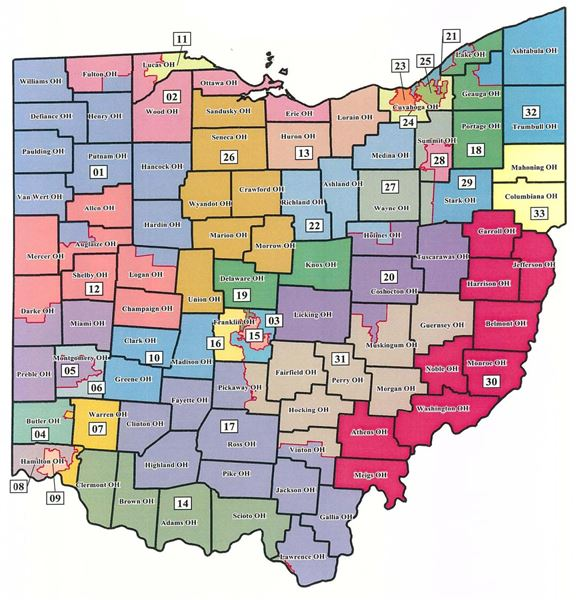 proposed state maps would place reps fedor szollosi in same