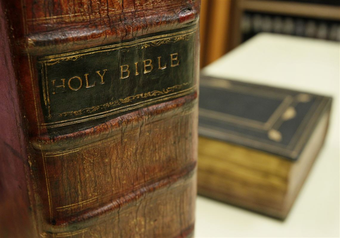King James Bible: a meeting of religion, literature, history