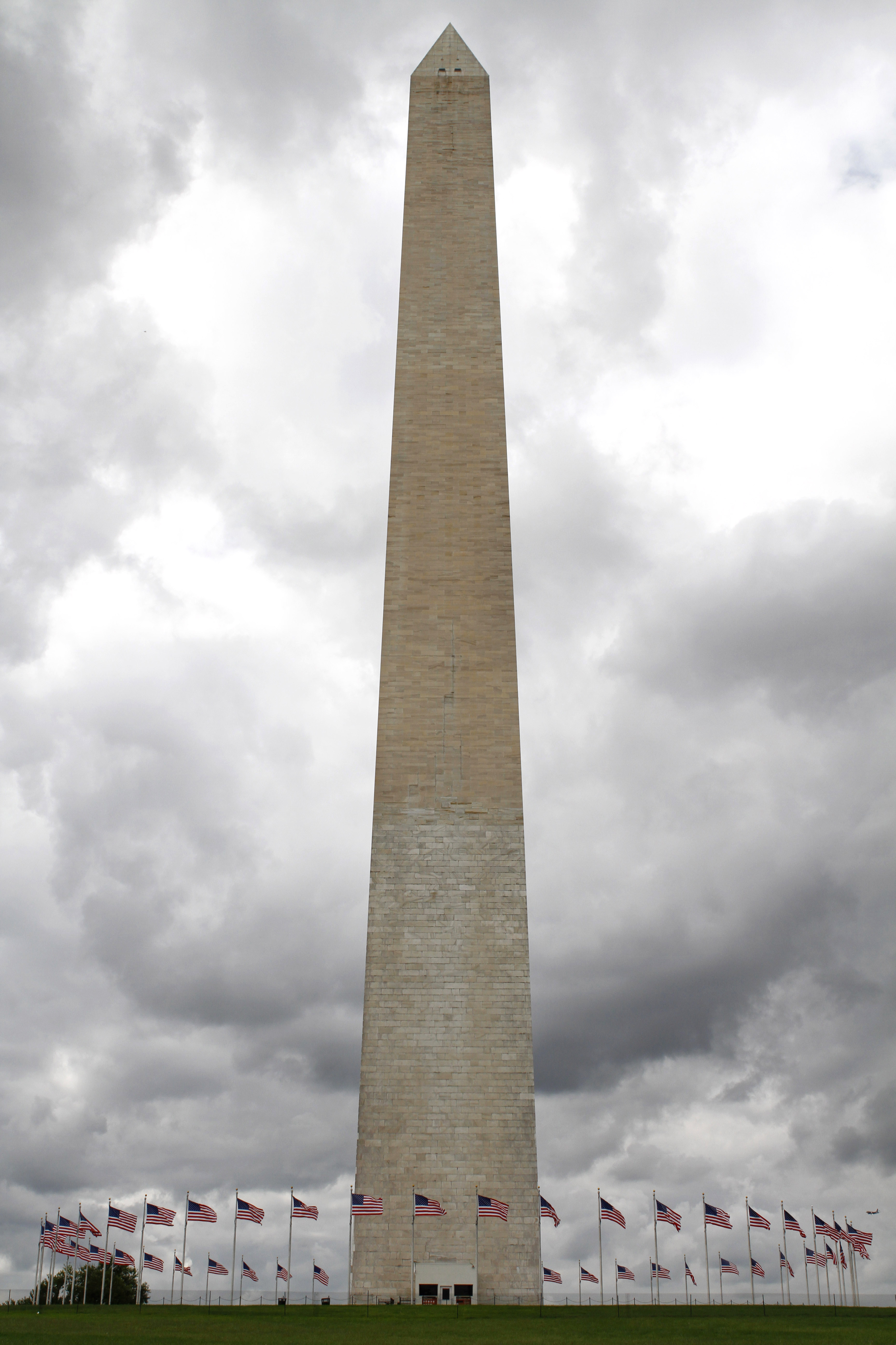 washington monument  rappelling inspection to begin