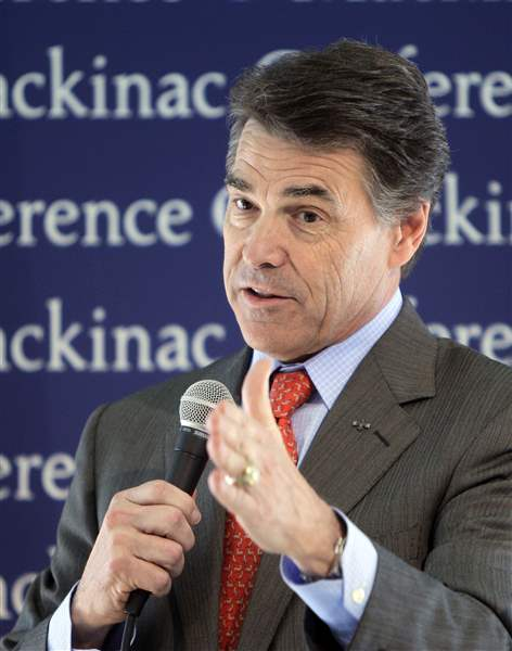 Rick-Perry-Texas-Governor-second-in-Michigan-straw-poll