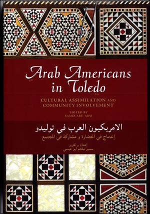 Samir Abu-Absi, a retired University of Toledo professor won an Arab American Book Award for his book 'Arab Americans in Toledo: Cultural Assimilation and Community Involvement.'