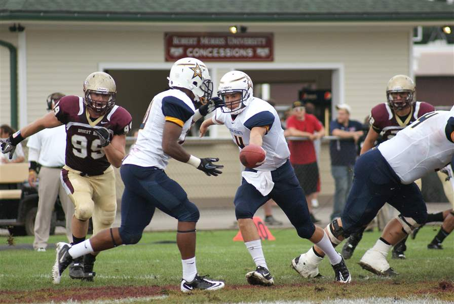 siena heights starts off strong in college football the blade