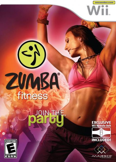 El shaddai a worthy quest zumba a party pooper the blade for Living room zumba