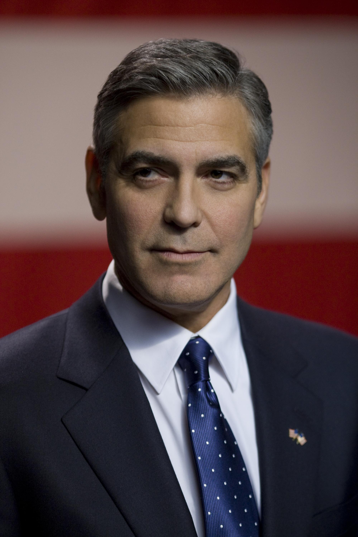 President Clooney? No ...