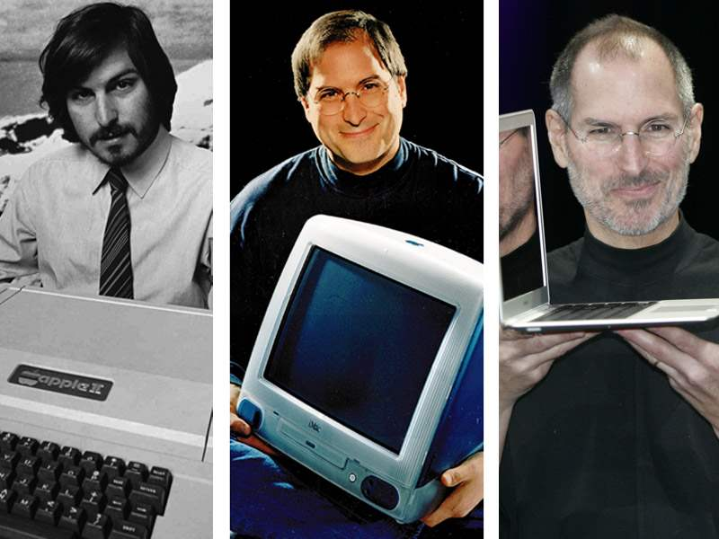 Steve-Jobs-Apple-computer-combo
