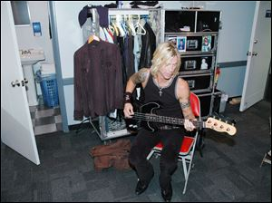 Velvet Revolver bassist Duff McKagan has found an outlet writing two weekly columns for SeattleWeekly.com and ESPN.com. He has also written a book called 'It's So Easy .. and Other Lies.'