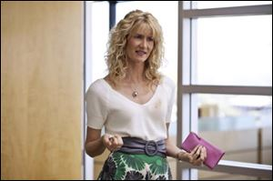 Laura Dern stars in HBO's new series 'Enlightened.'
