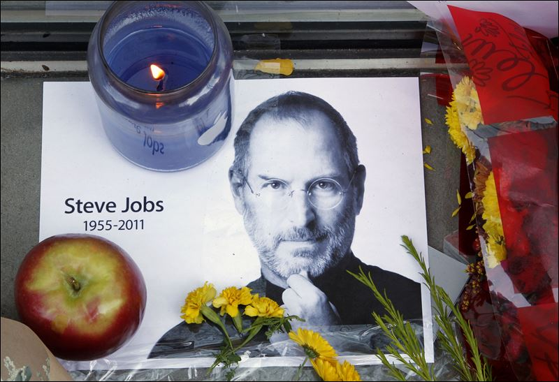 apples steve jobs died of pancreatic cancer respiratory