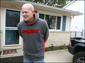 Samuel 'Joe the Plumber' Wurzelbacher gained fame after questioning Barack Obama in 2008.