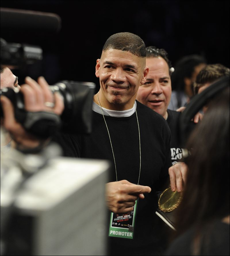 dewey bozella murderer or victim Exonerated of murder, a boxer makes a debut at 52  dewey bozella in  philadelphia before his fight saturday in los angeles against larry.