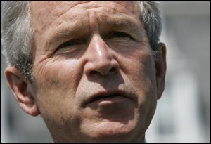 President Bush met with the Noes just before the election.
