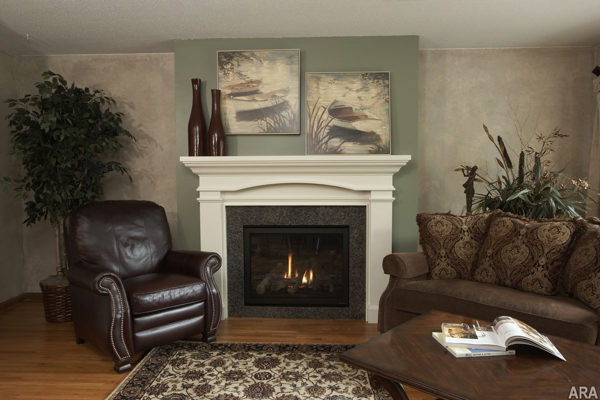 fireplaces in a fireplace installing effingham il newfireplace services installation repair gas