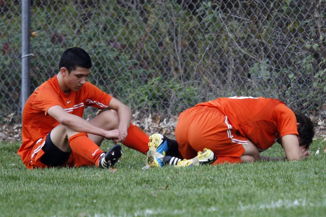 Southview-s-Brendan-Mulvaney-and-Manuel-Vasquez-disappointed-after-a-loss