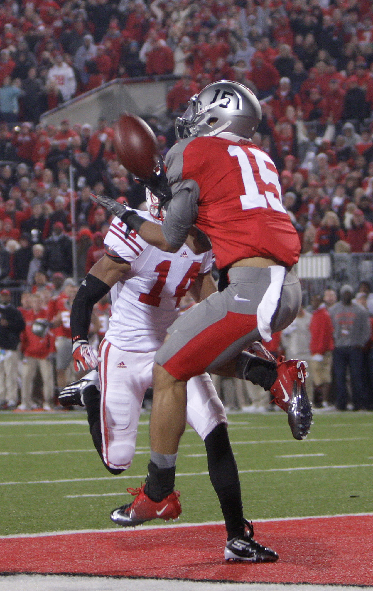 Win over Wisconsin bolsters the Buckeyes - The Blade