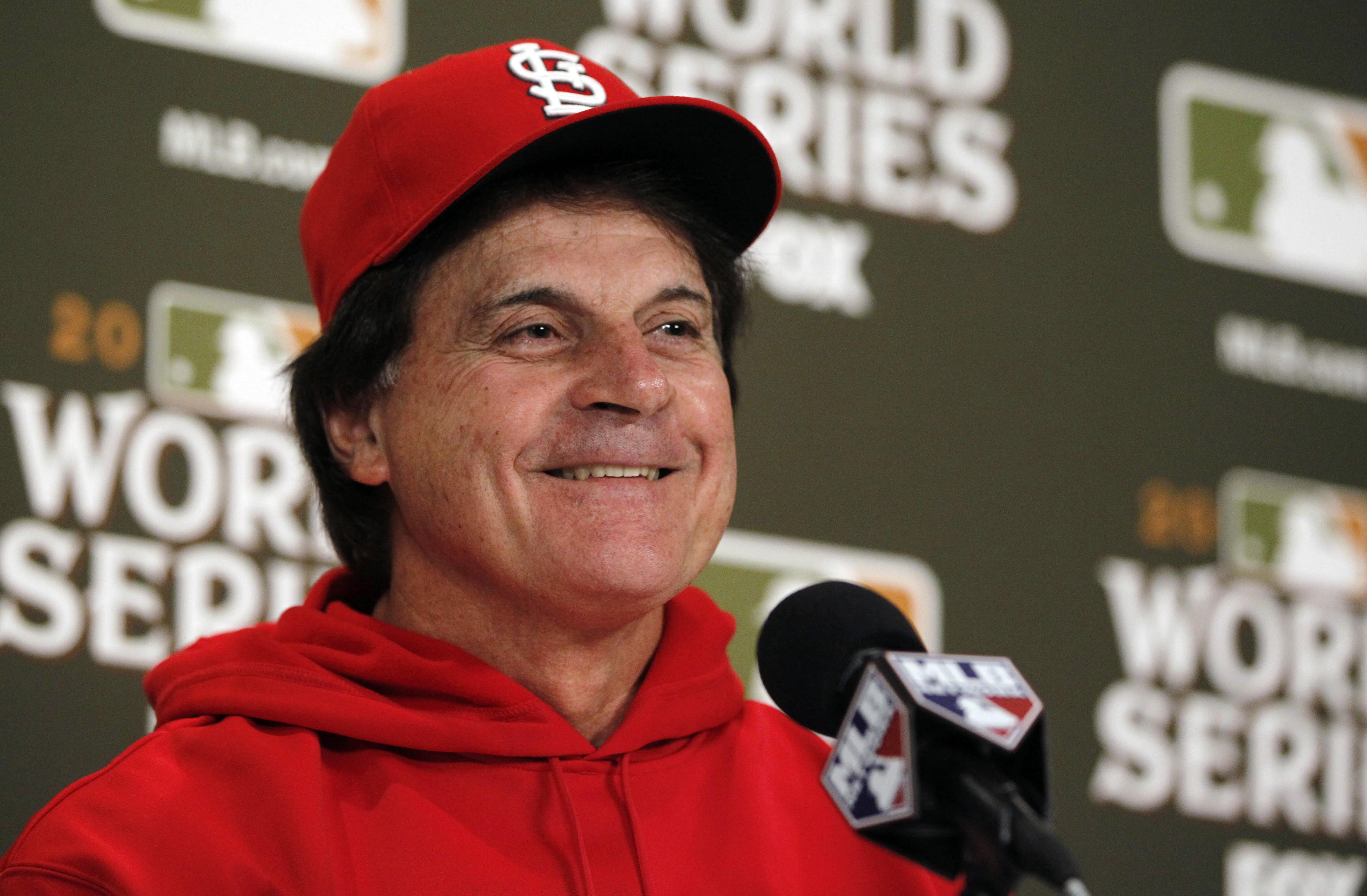 cardinals manager tony la russa announces retirement