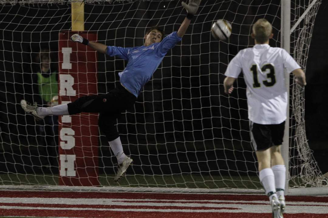 St-John-s-goalie-leaps-backwards-to-make-a-save