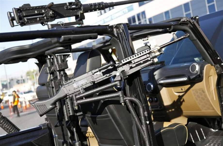 Call Of Duty Jeep To Aid Special Forces Vets The Blade