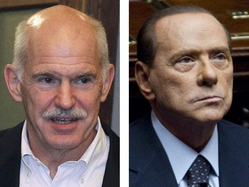 Papandreou-Berlusconi