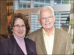 Connie and Harvey Tolson served as honorary chairmen of Celebracion de Chile.
