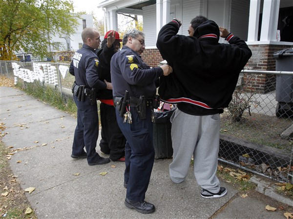 Tight-knit group has tough Toledo street in its grip