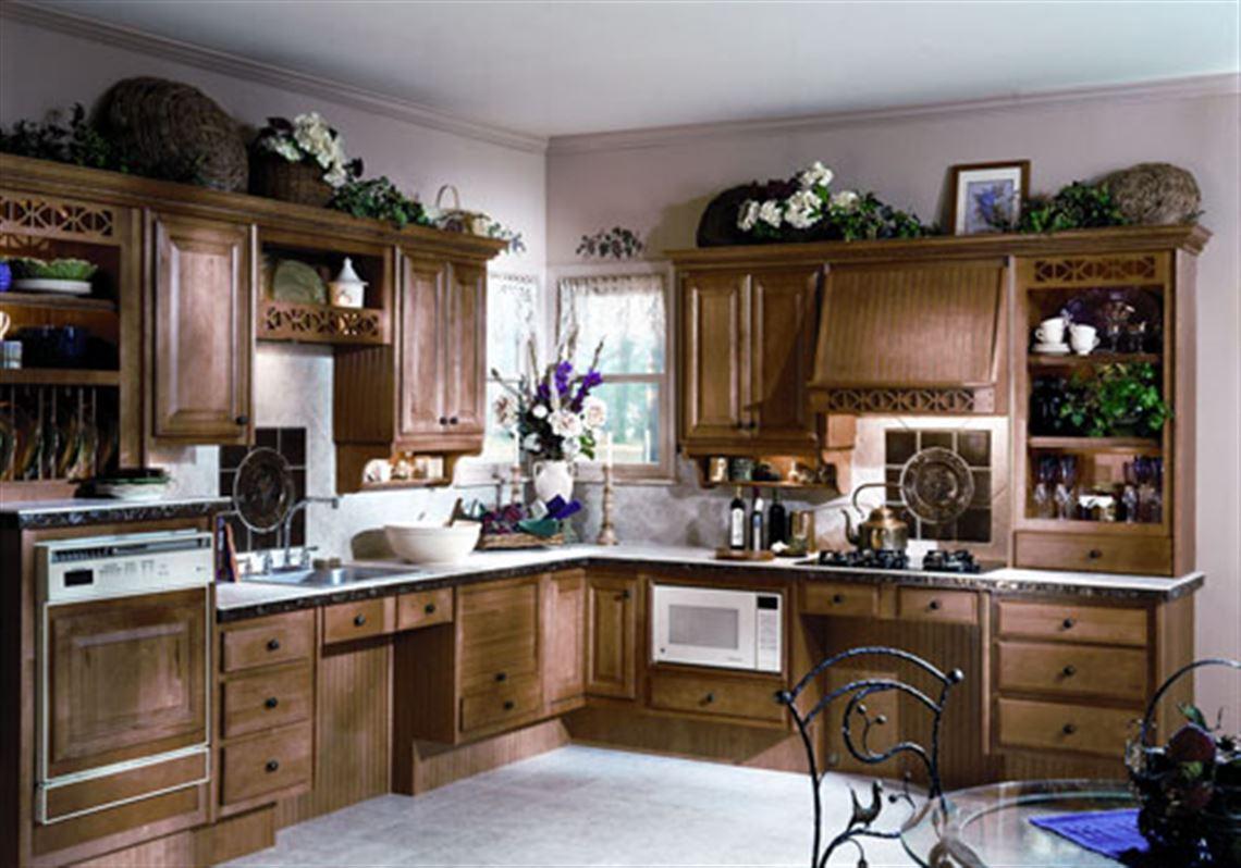 Hardwood Cabinets Enhance Universal Design Toledo Blade