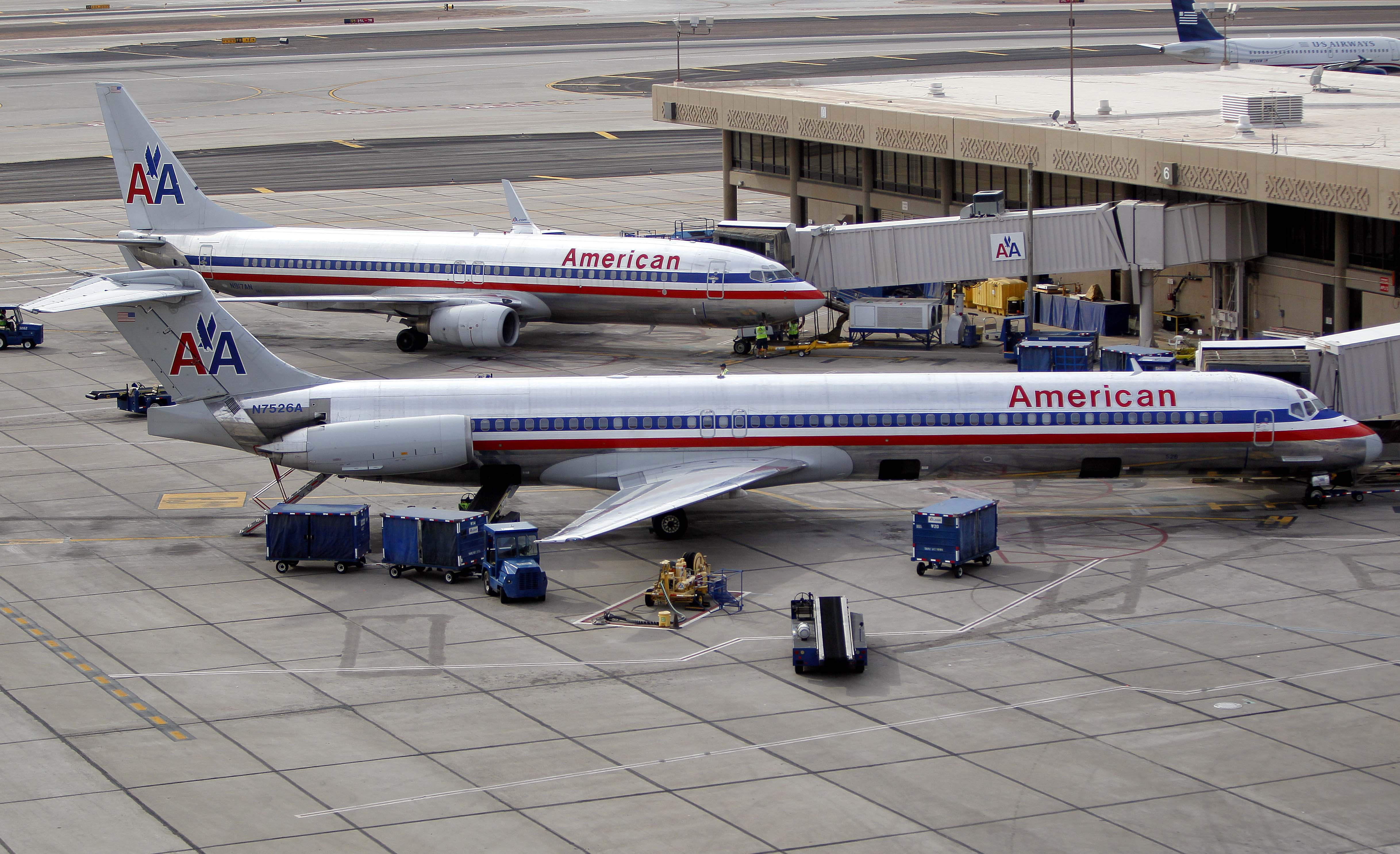 American Airlines Parent Seeks Bankruptcy Protection