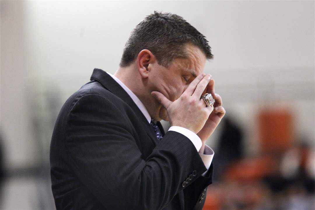 BGSU-coach-Curt-Miller-in-the-second-half