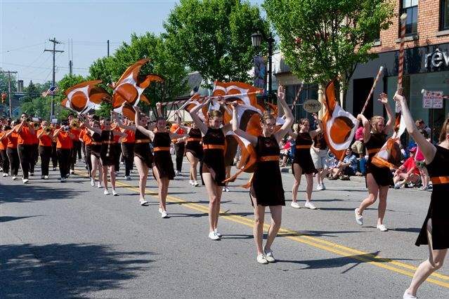 southview-marching-band