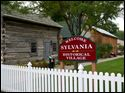 The Sylvania Historical Village.