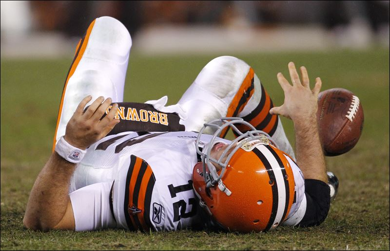 ...Browns Considering Trading Colt