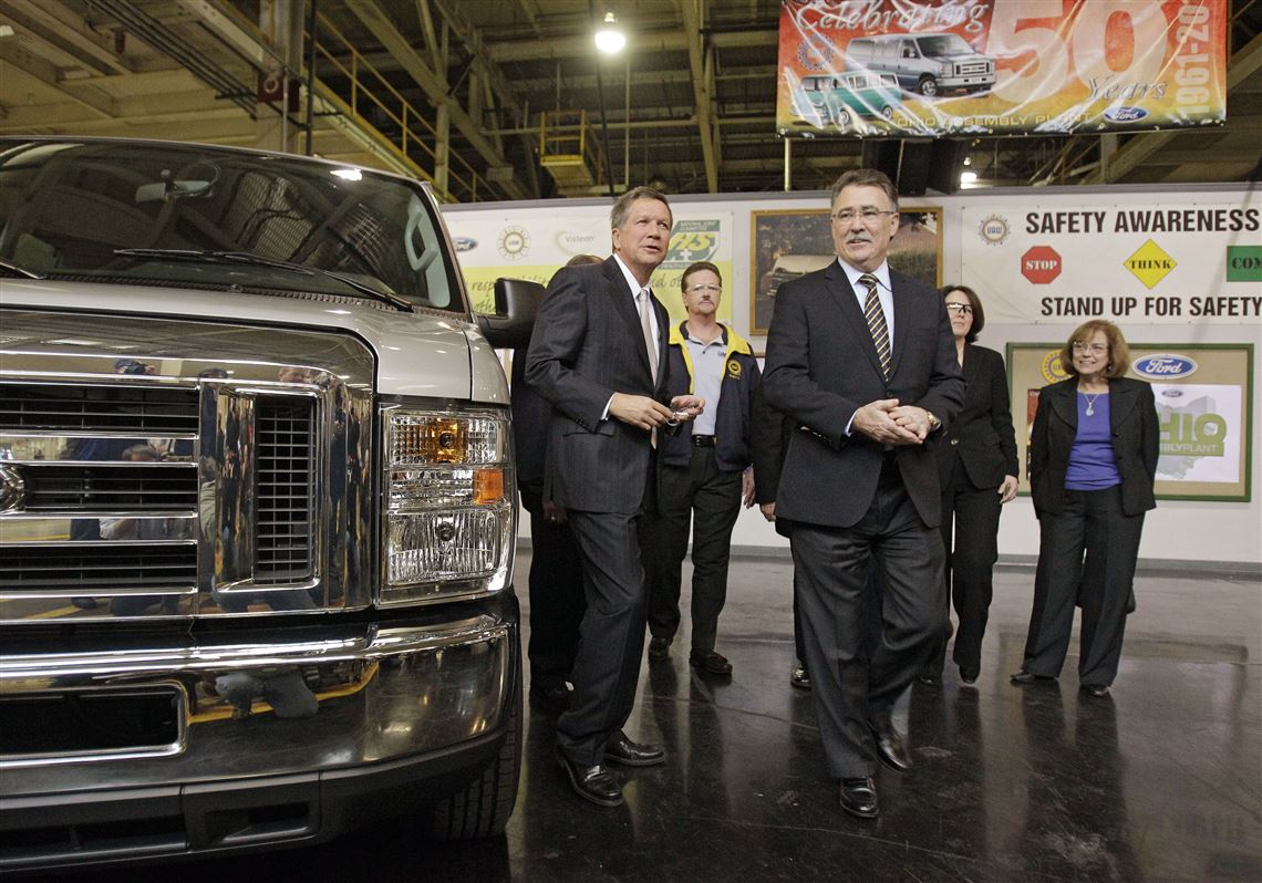 Ford To Move Work From Mexico To Ohio Toledo Blade