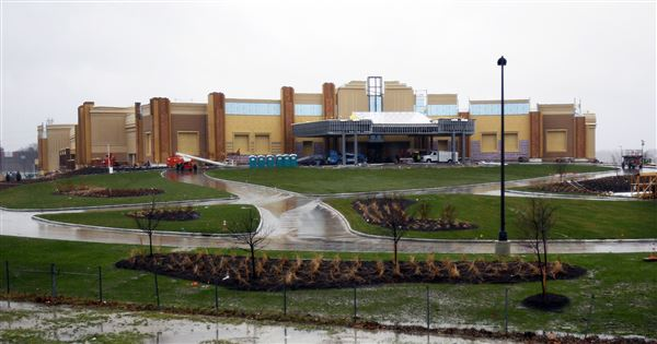 Hollywood casino rossford ohio employment