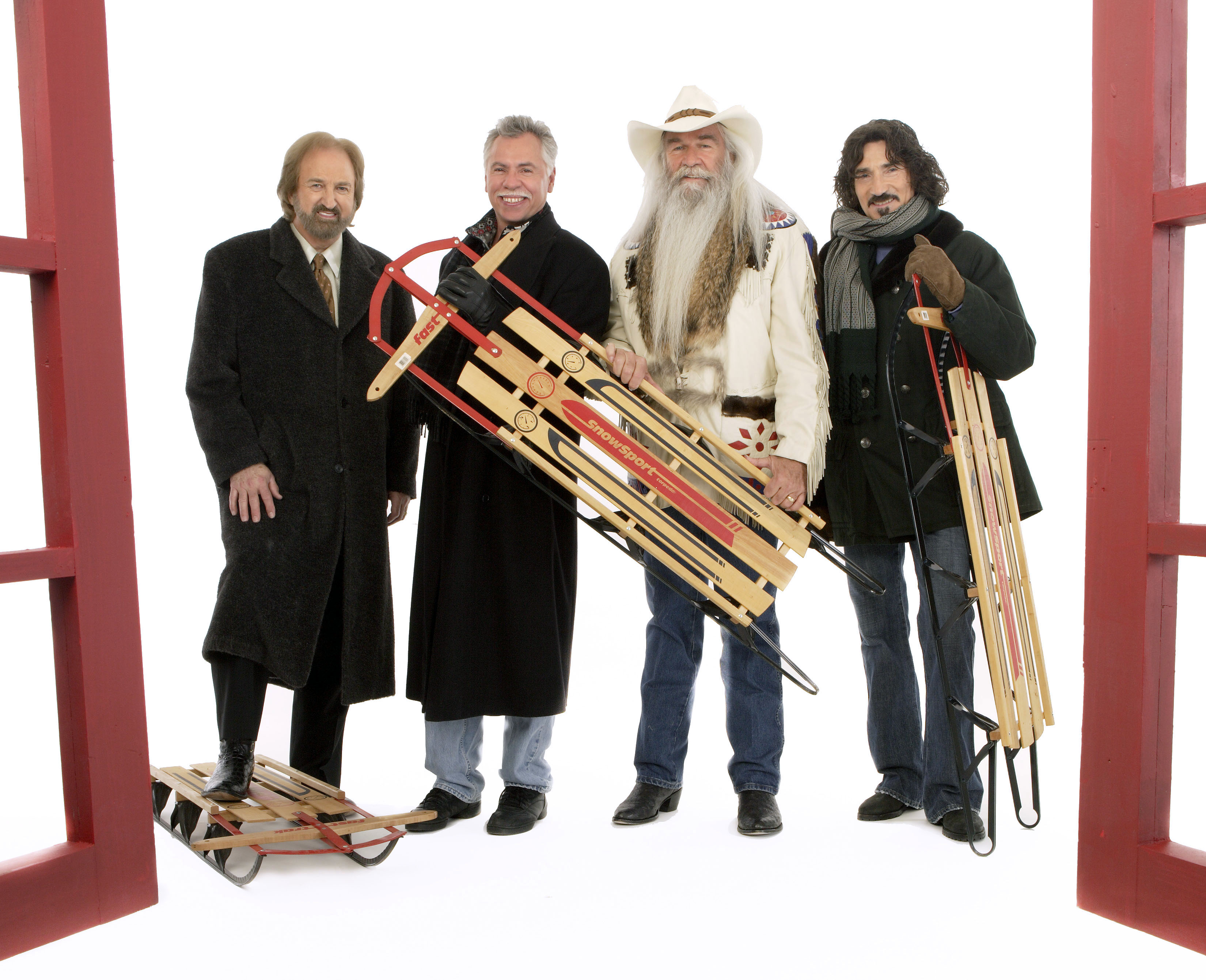 Celebrate Christmas with the Oak Ridge Boys - The Blade