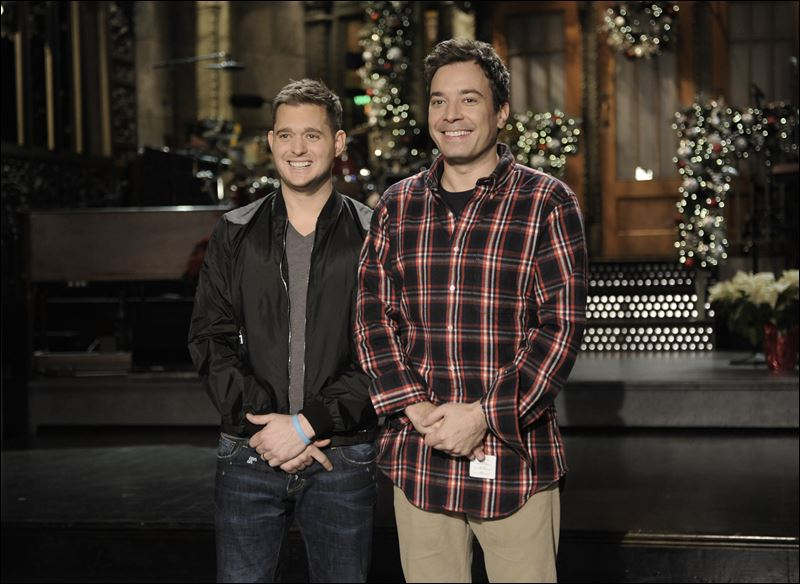 Jimmy Fallon's Return to Saturday Night Live | Yow Yow!