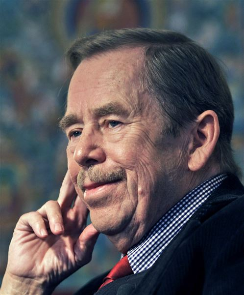 from playwright to president vaclav havel Poet, playwright, convict, brewery worker, and stagehand, recent czech republic president vaclav havel used the power of his pen to change the course of a nation vaclav havel was born into a wealthy, intellectual czechoslovakian family on october 5, 1936.