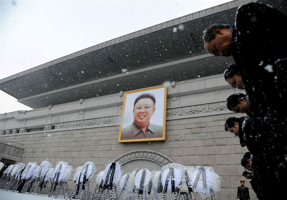 Cue The Tears Loss Fear Coercion And Self Interest Drive North Korea S Mass Grief Over Kim The Blade