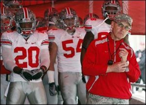 Former OSU coach Jim Tressel was hit with a 5-year 'show-cause' penalty, which will prevent him from coaching during that period.