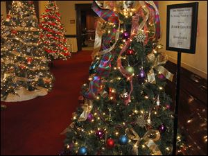 The Junior League tree.