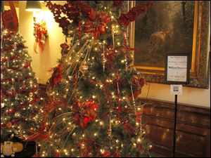 William Vaughan Company/ The Toledo Club tree.