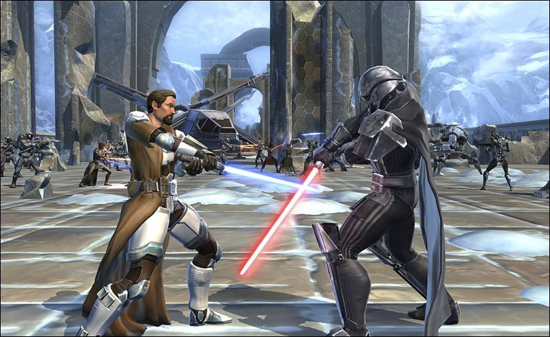 starwars online game