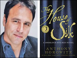 "Anthony Horowitz is author of ""The House of Silk."""