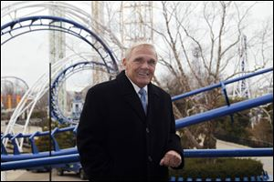 Dick Kinzel reflects on the changes during his tenure, when Cedar Point grew from a two-park operation with revenues of $100 million into a conglomerate with 11 amusement parks, seven water parks, and five hotels.