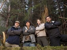 Finding-Bigfoot-team