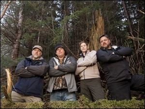 The second season of 'Finding Bigfoot' premieres at 9 p.m. Sunday.