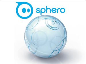The Sphero from Orbotix.