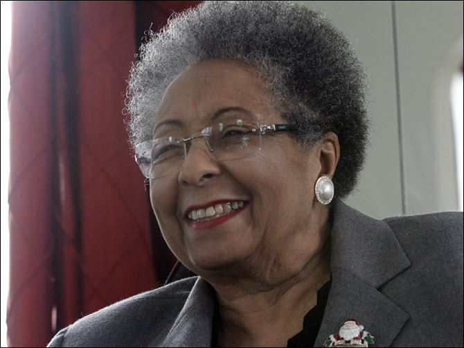1st female leader of council stepping down Wilma Brown, 76, has represented District 1 in Toledo City Council the last 14 years and served as council president the last two years. She is retiring because of term limits.