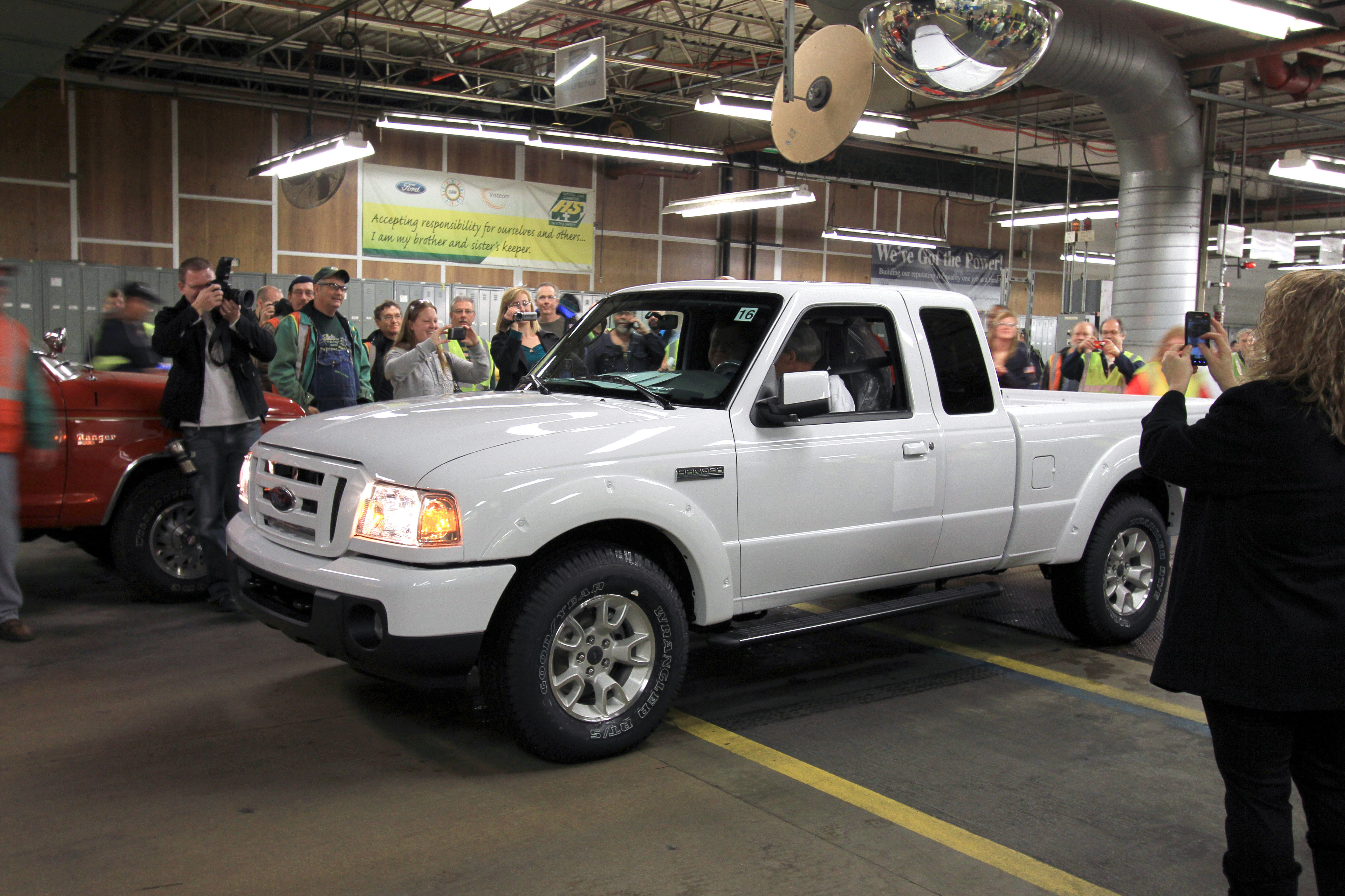 Ford Retires Ranger Crown Victoria The Blade