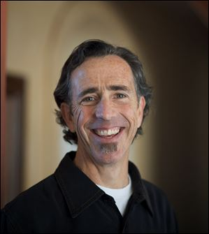 John Eldredge says depicting Jesus Christ as only 'loving' and 'compassionate' reduces him to  'a stained-glass cartoon.'